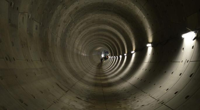 Musk Sends Tremors Through Tech World, Promises To Create Method To Tunnel Under Traffic