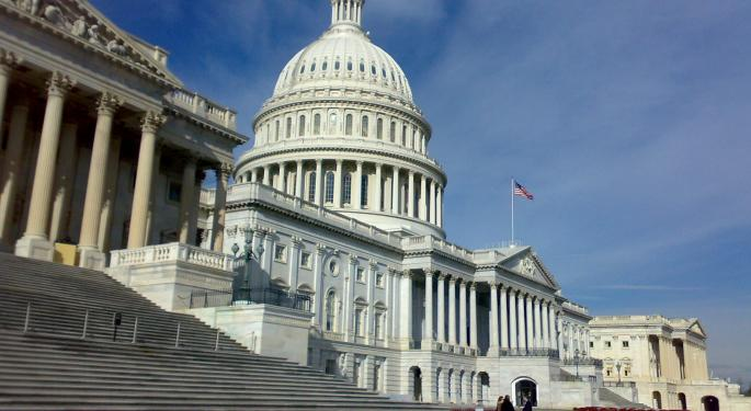 2 Charts That Show How Gridlocked The 113th Congress Was