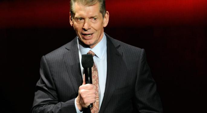 WWE Is Having Its Best Day In Over A Year. Could More Upside Be On The Way This Summer?