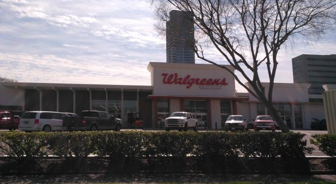 Investor Sentiment For Walgreens Hitting New Lows
