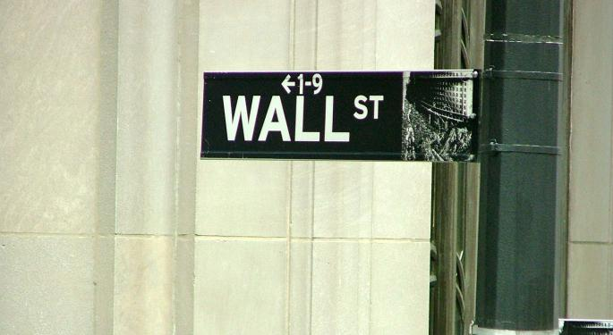 Friday's Market Wrap: Major Averages Little Changed, Dow Falls