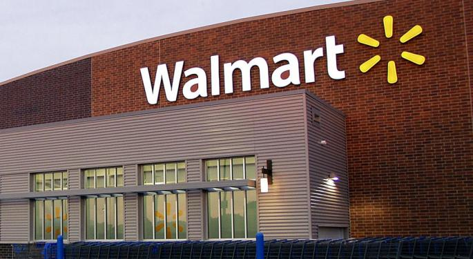 Cramer Is Impressed With Walmart's Ability To Fight Amazon