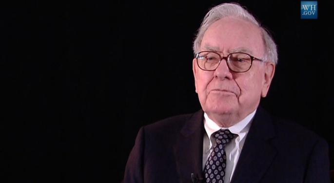 Buffett 'Baffled' By People Buying The 30-Year US Bond