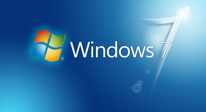 HP Leads the Charge Back to Windows 7