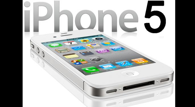 iPhone 5 to Launch with Limited Supply