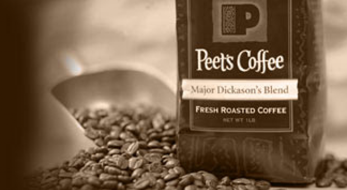 Peet's Coffee & Tea to be Acquired by Privately Held Group