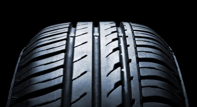 Watch for Higher Tire Prices as Rubber Rebounds GT, CTG