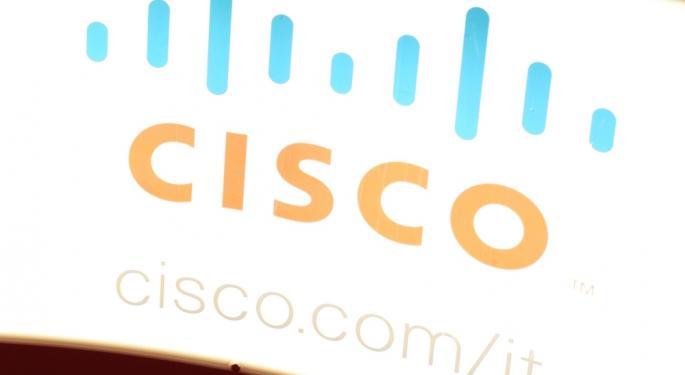 Cisco Ends Sales Ties to ZTE