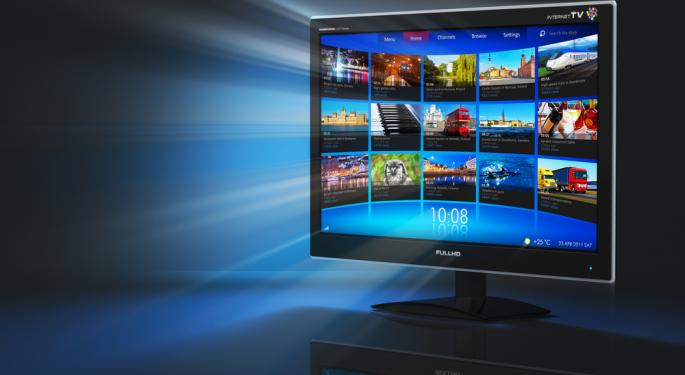 Stocks Fall, Led by Technology; Netflix Surges