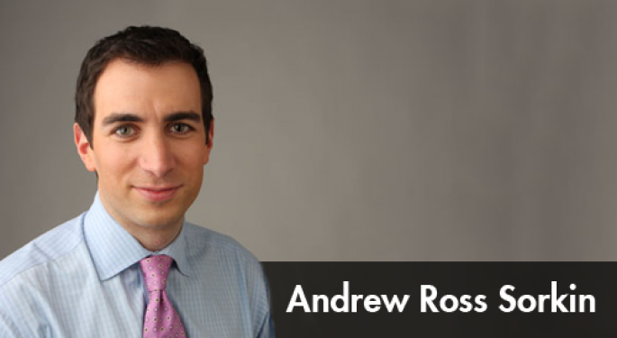 Too Big To Fail - Interview with Andrew Ross Sorkin - Zing Talk