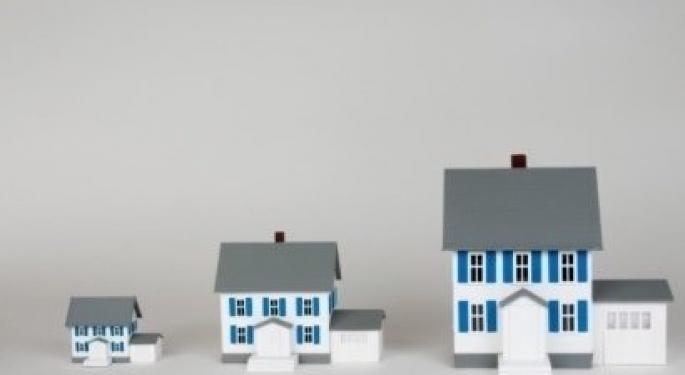 Washington's Dysfunctions Making U.S. Housing Stocks More Attractive?