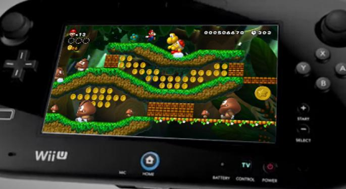 Nintendo's Wii U Could Cost More Than $300