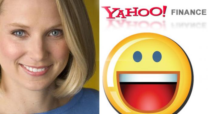 Three Things Marissa Mayer Could Unveil to Save Yahoo